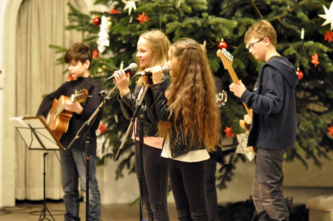 Weihnachts-Konzert