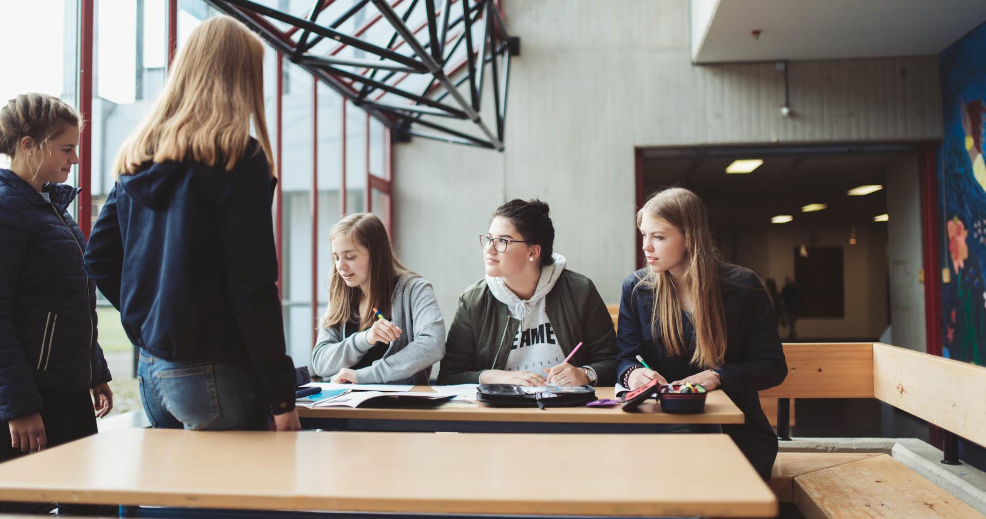 Informationsabend Für Schülerinnen Und Schüler Der 4. Klassen