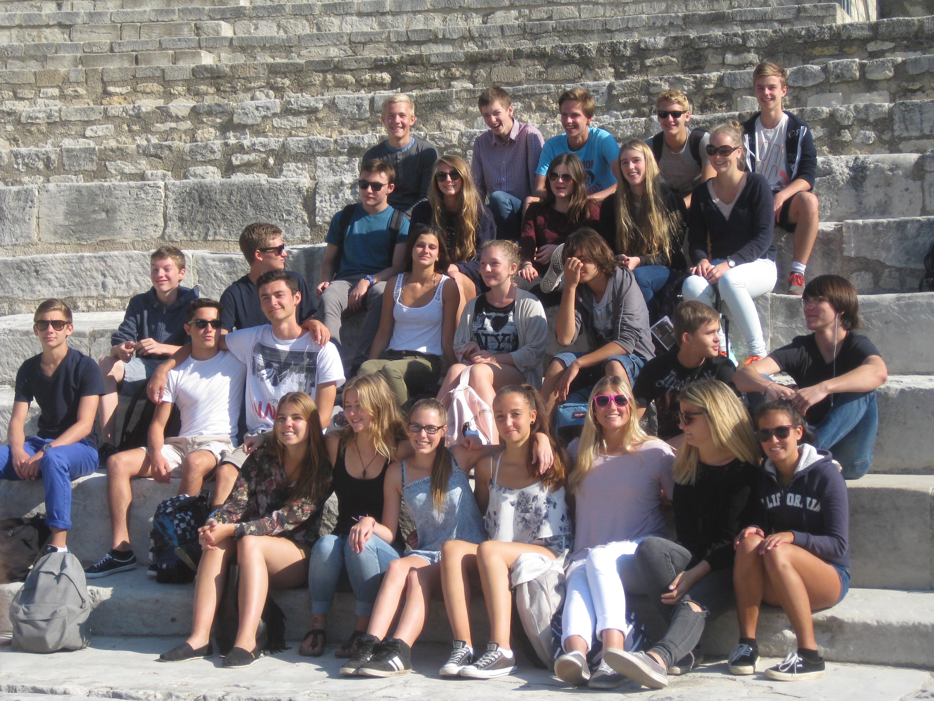 Schulpartner Marseille 6