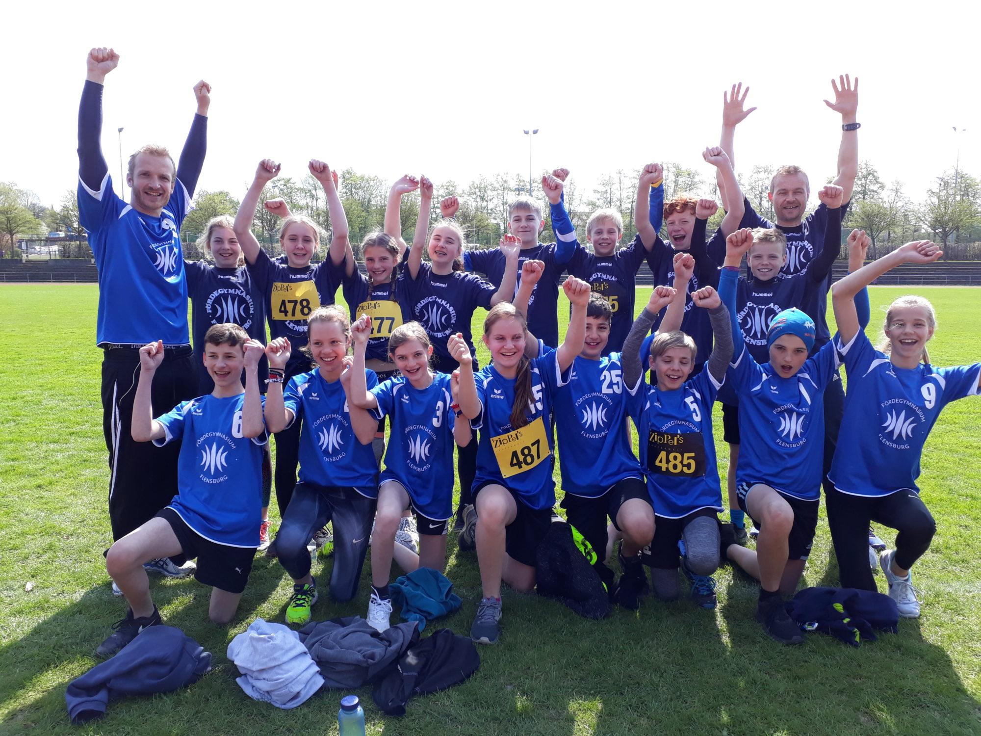 Staffel-Marathon 2018