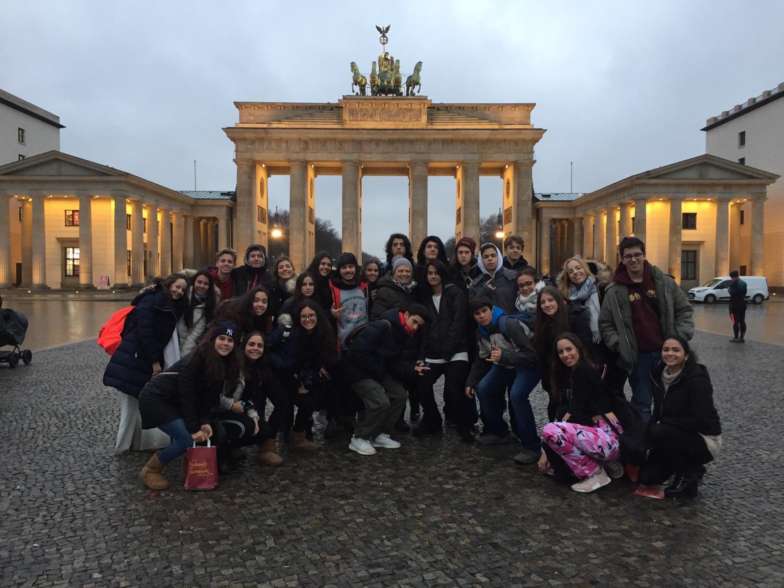 Unsere brasilianischen Gäste in Berlin
