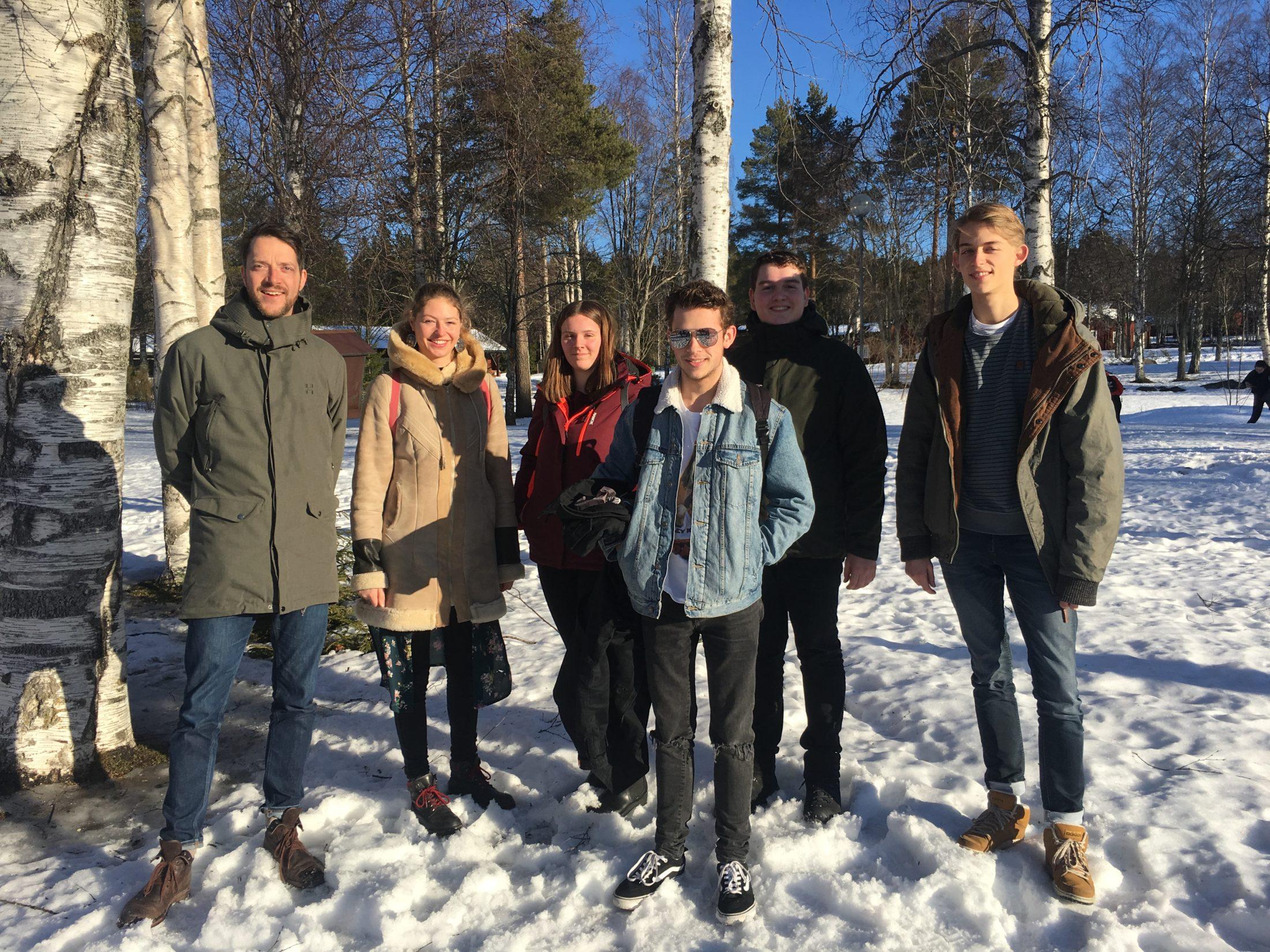 Mit Erasmus In Umea