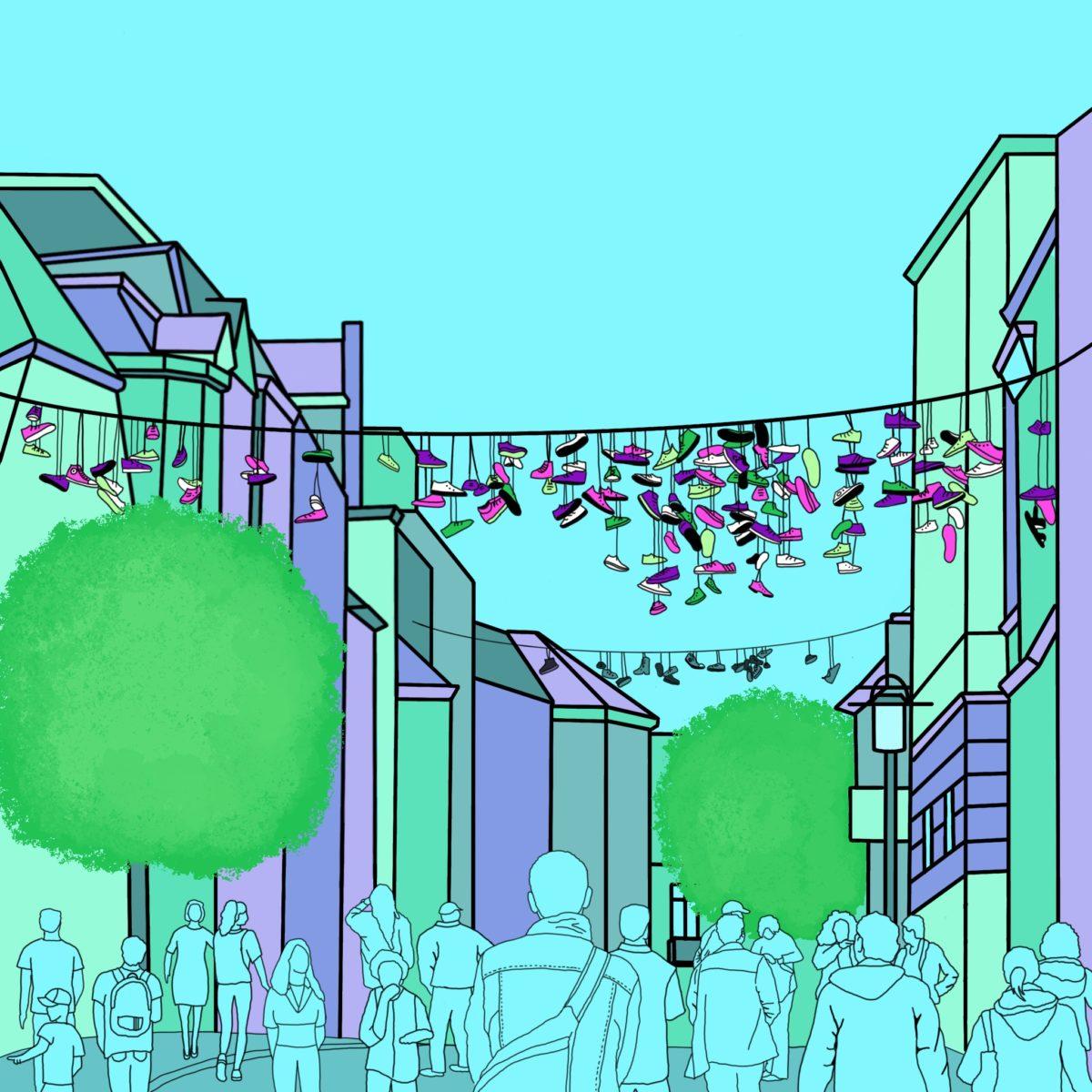 Projekt: Stadtplan für junge Tourist*innen