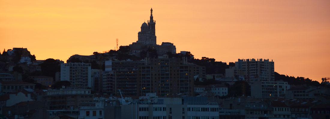 Besuch In Marseille