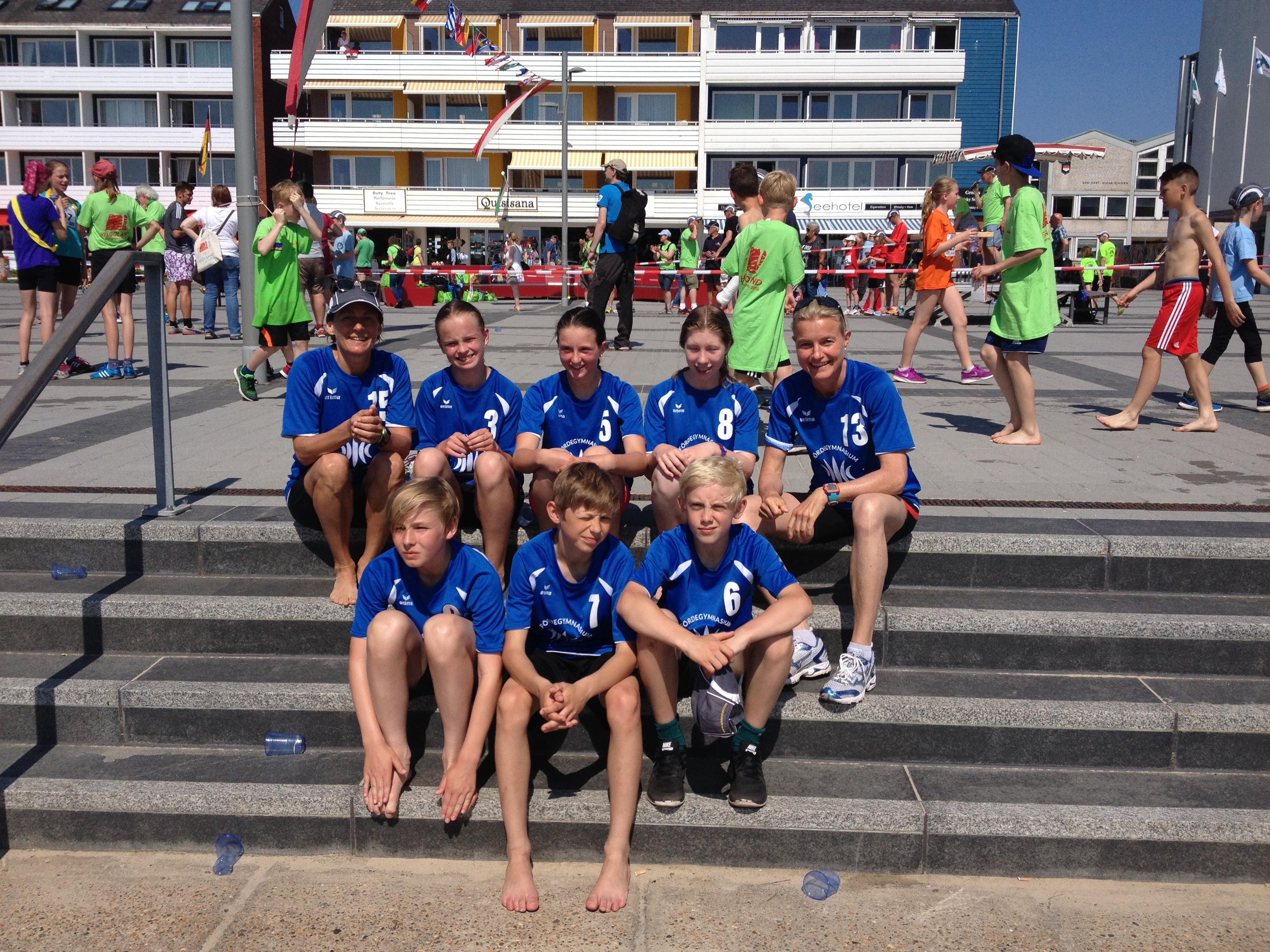 Helgoland-Staffel-Marathon